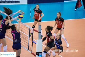Fatum-Nyíregyháza vs. Vasas Magyar Kupa döntő