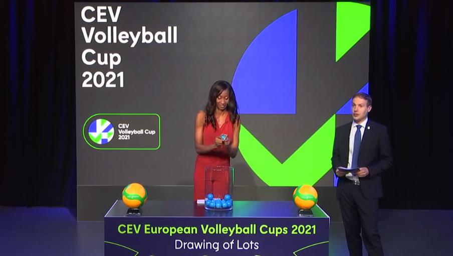 BL kiesővel kezdünk - Sorsoltak a CEV kupában 1