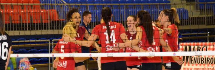 Swietelsky BRSE – Fatum-Nyíregyháza bajnoki mérkőzés